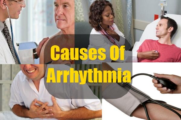 Causes Of Arrhythmia