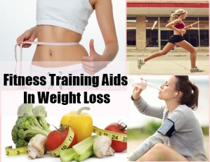 Fitness Training Aids In Weight Loss