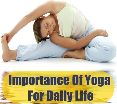Importance Of Yoga