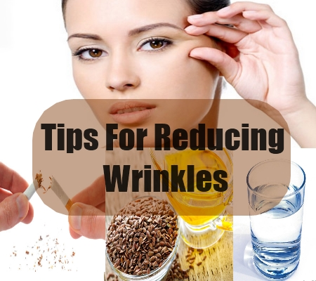 Tips For Reducing Wrinkles And Looking Great