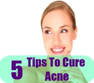 Tips To Cure Acne