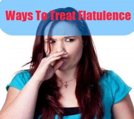 Ways To Treat Flatulence