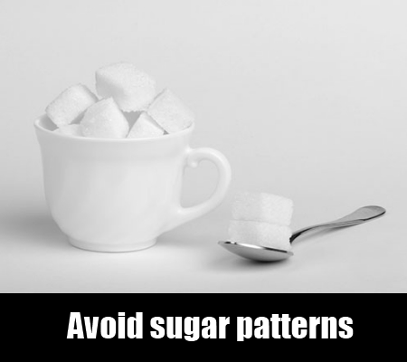 Avoid Sugar Patterns
