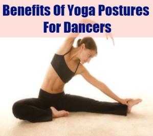 Benefits Of Yoga Postures
