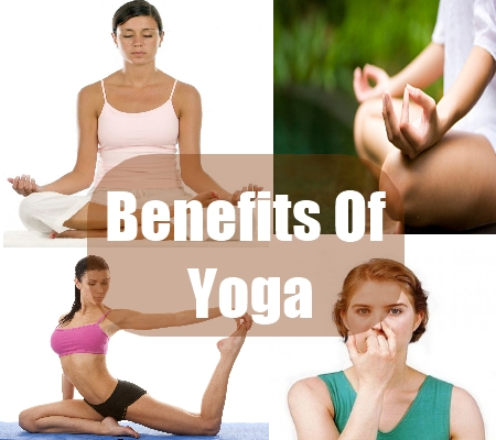 Benefits Of Yoga