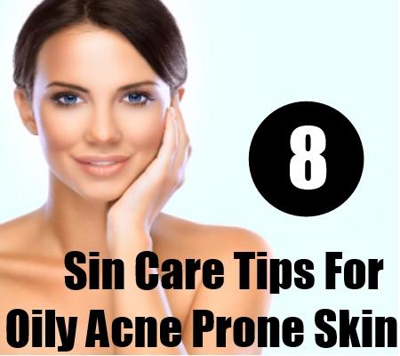 Oily Acne Prone Skin