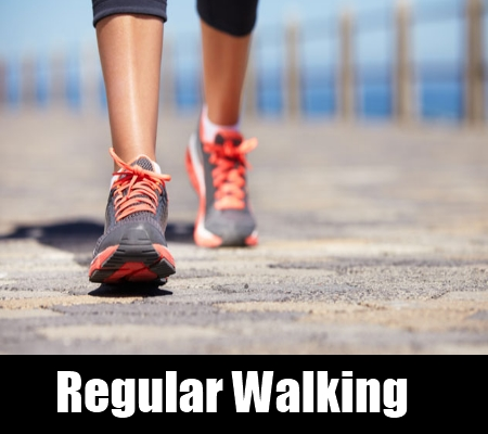 Regular Walking