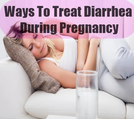 Ways To Treat Diarrhea During Pregnancy
