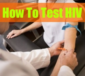 Ways To Test HIV