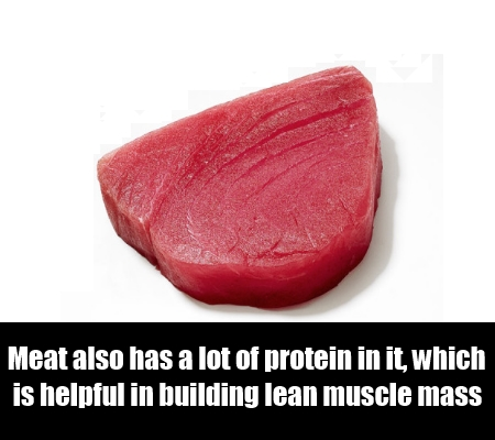 Lean Meat And Fibrous Diet