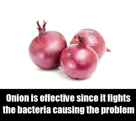 Onion A Better Way To Prevent For Toothache