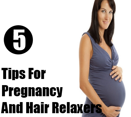 Pregnancy And Hair Relaxers
