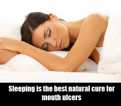 Sleep Remedy For Mouth Ulcer