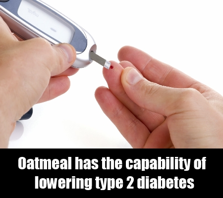 Oatmeal For Curing Diabetes