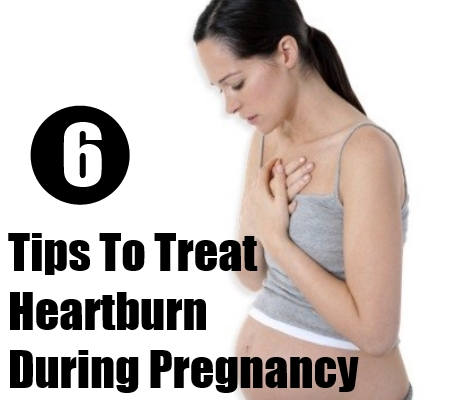 Treating Heartburn During Pregnancy | Natural Home Remedies Fitness