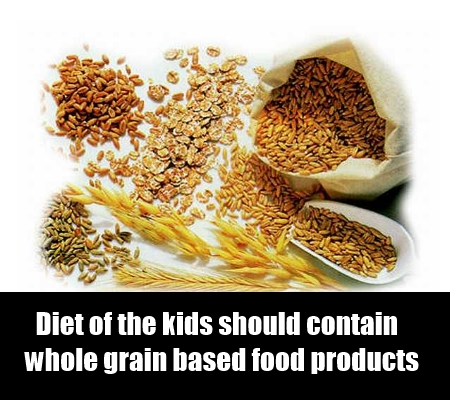 Starchy And Whole Grain Based Foods