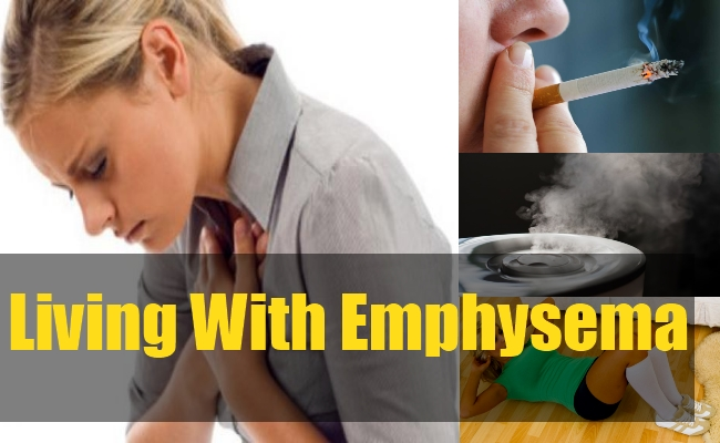 Living With Emphysema