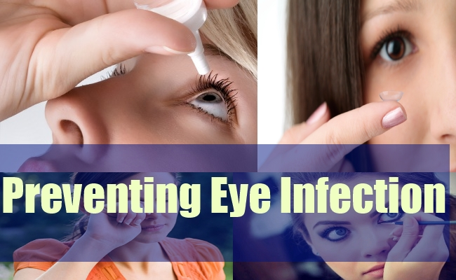 Preventing Eye Infection