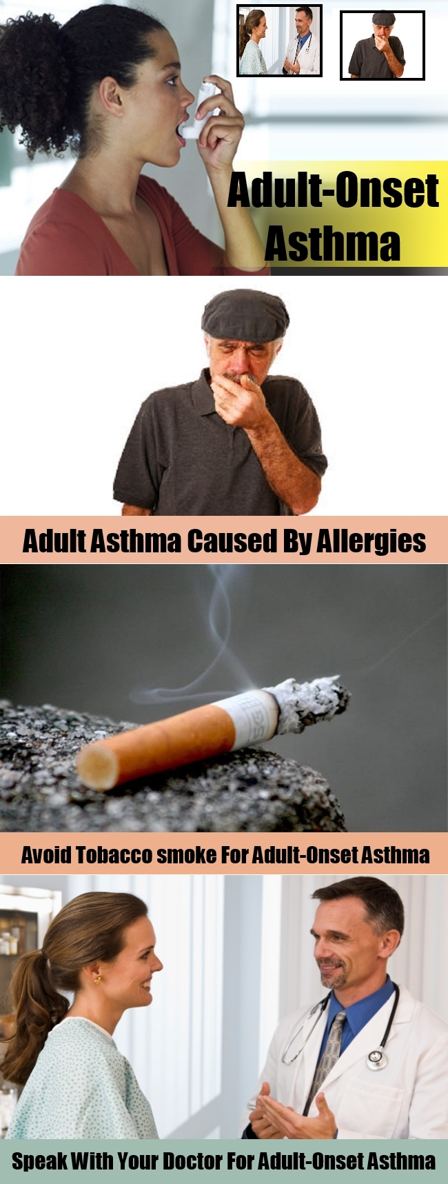 Adult Onset Asthma
