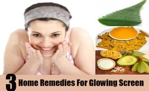 3 Home Remedies For Glowing Skin