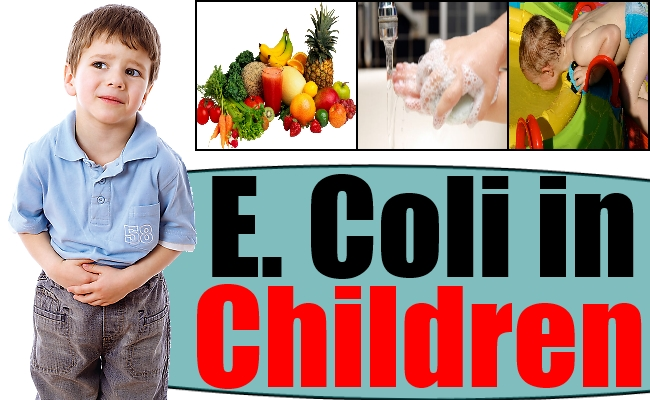 E. Coli in Children