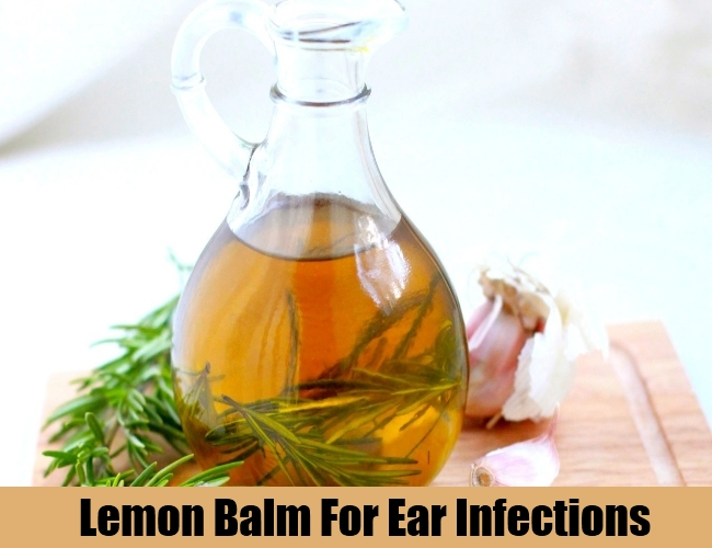 Garlic oil For Ear Infections