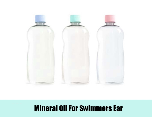 Mineraloil For EarInfection