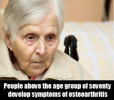 Aging As A Cause Of Osteoarthritis
