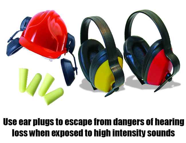 How Not To Damage Your Ears