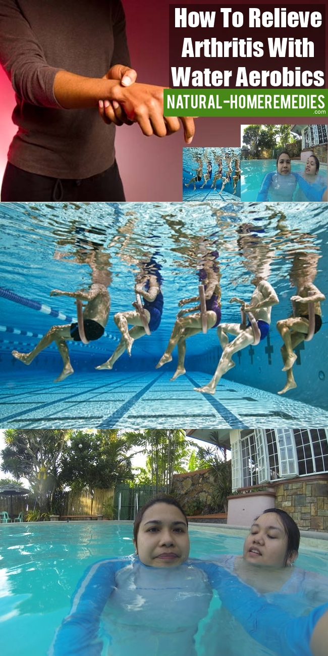 How To Relieve Arthritis With Water Aerobics
