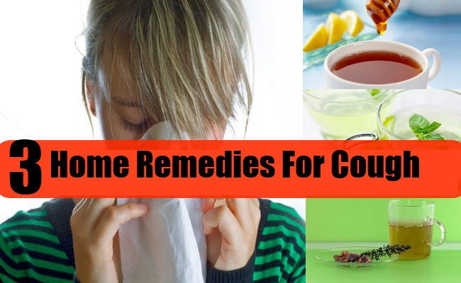 Natural Home Remedies For Cough