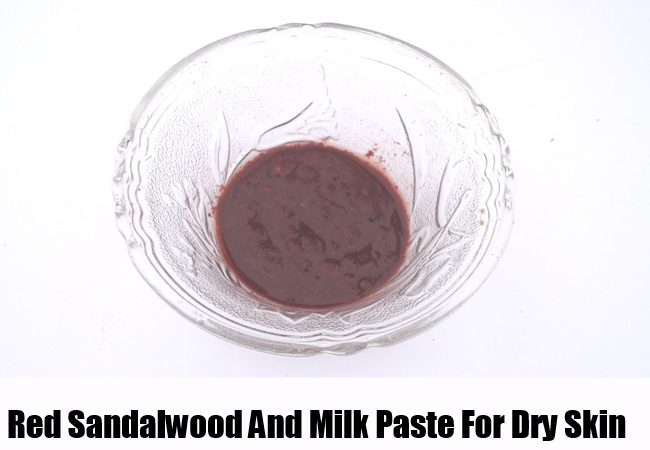 Red Sandalwood And Milk