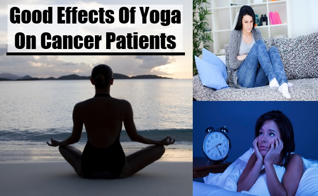 Good Effects Of Yoga