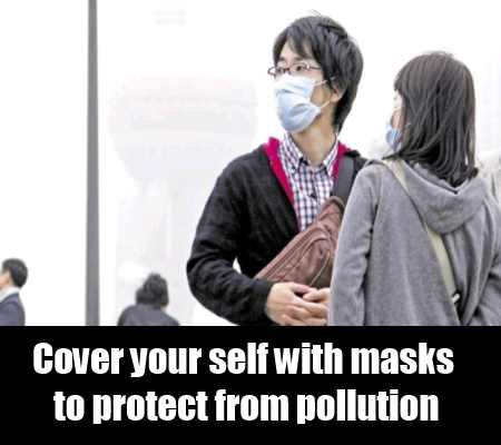 Protect Your Self  From Pollution