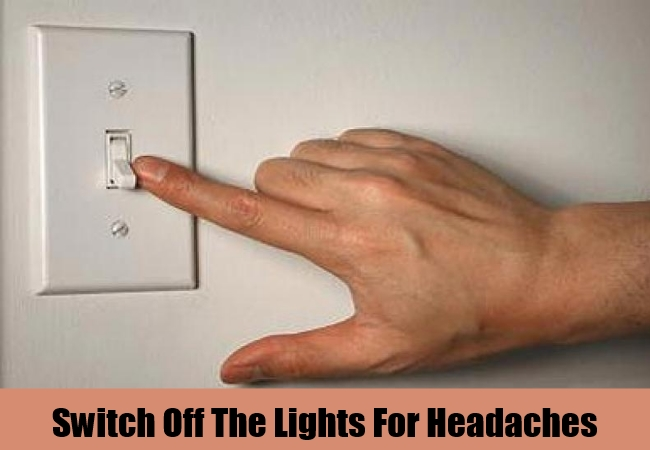 Switch Off The Lights