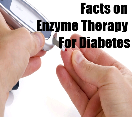 Useful Facts On Enzyme Therapy For Diabetes