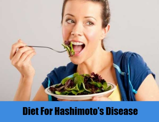 Diet For Hashimoto's Disease