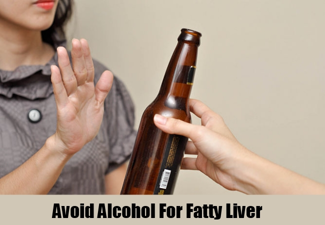 Avoid Alcohol
