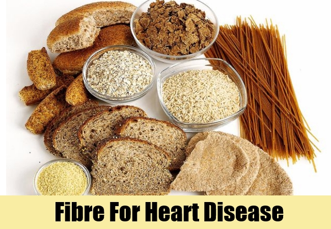 Fibre For Heart Disease