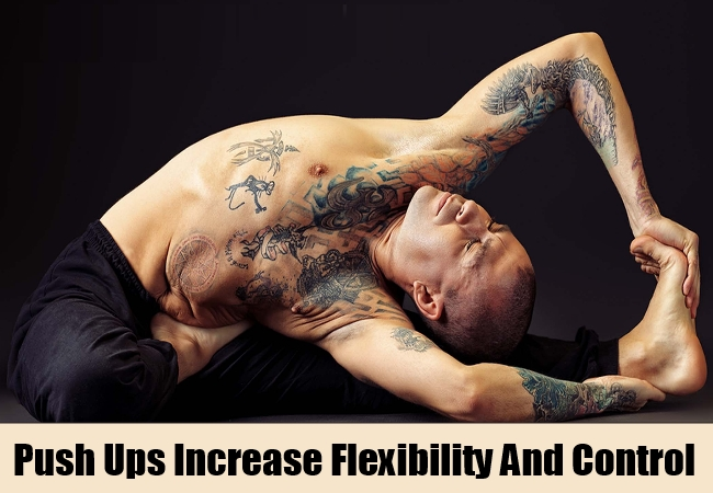 Flexibility And Control