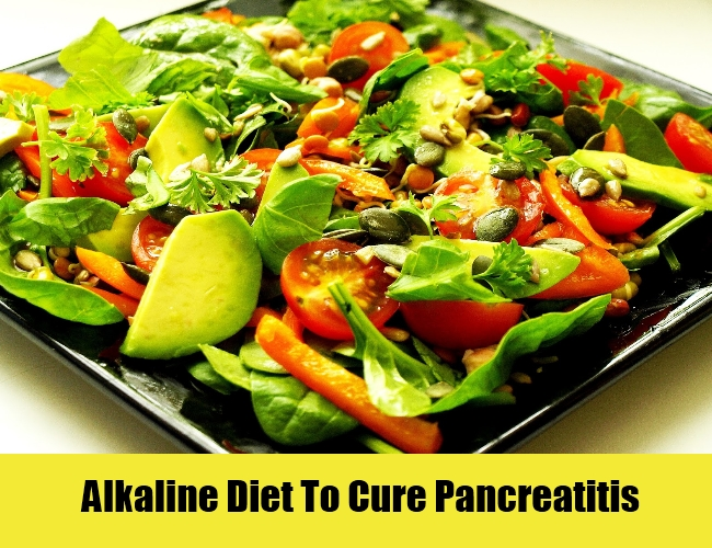 Alkaline Diet To Cure Pancreatitis