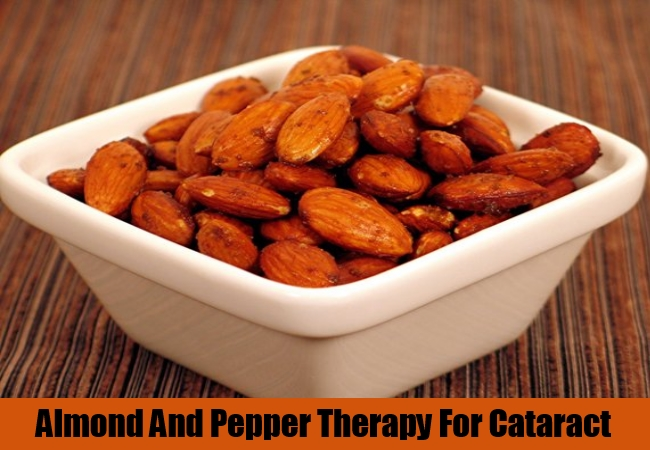 Almond And Pepper Therapy