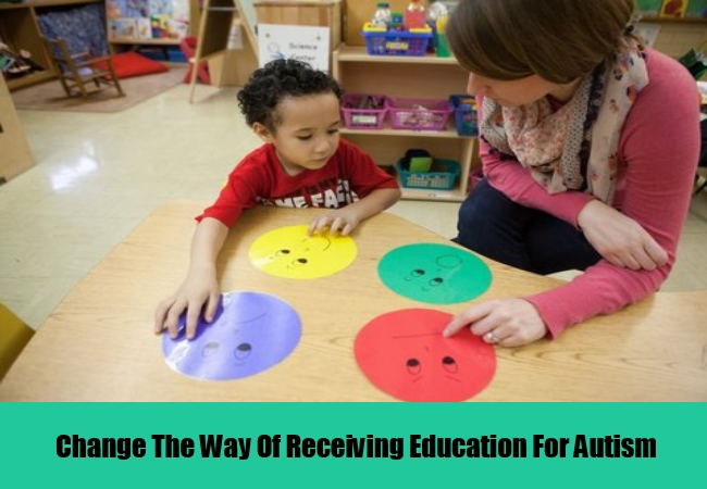 Change The Way Of Receiving Education