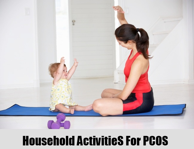 Household Activities And Exercises