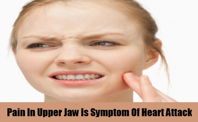 Pain In Upper Jaw