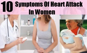 Signs & Symptom Of Heart Attacks In Women