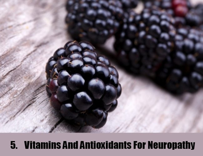 Vitamins And Antioxidants