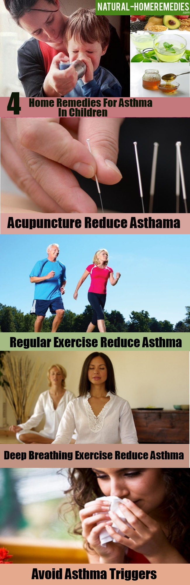 4 Home Remedies For Asthma In Children  Natural Home Remedies  Supplements-1217