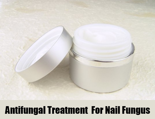 Antifungal Treatment For Nail Fungus