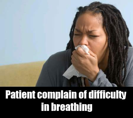 Breathing Becomes A Task In Carbon Monoxide Poisoning